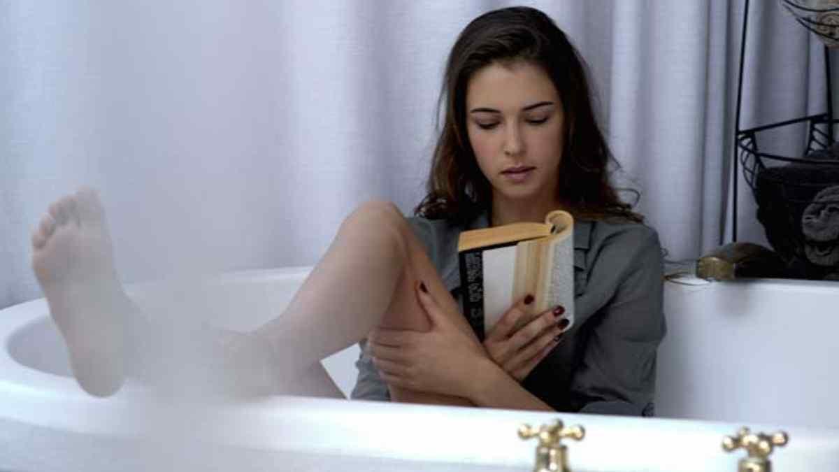 banho de assento para hemorroida