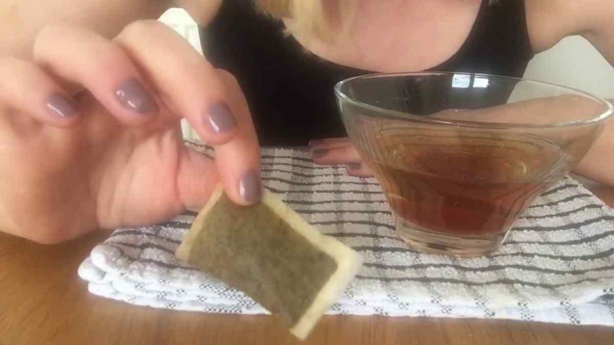 Remédio caseiro para hemorroida - Chá preto