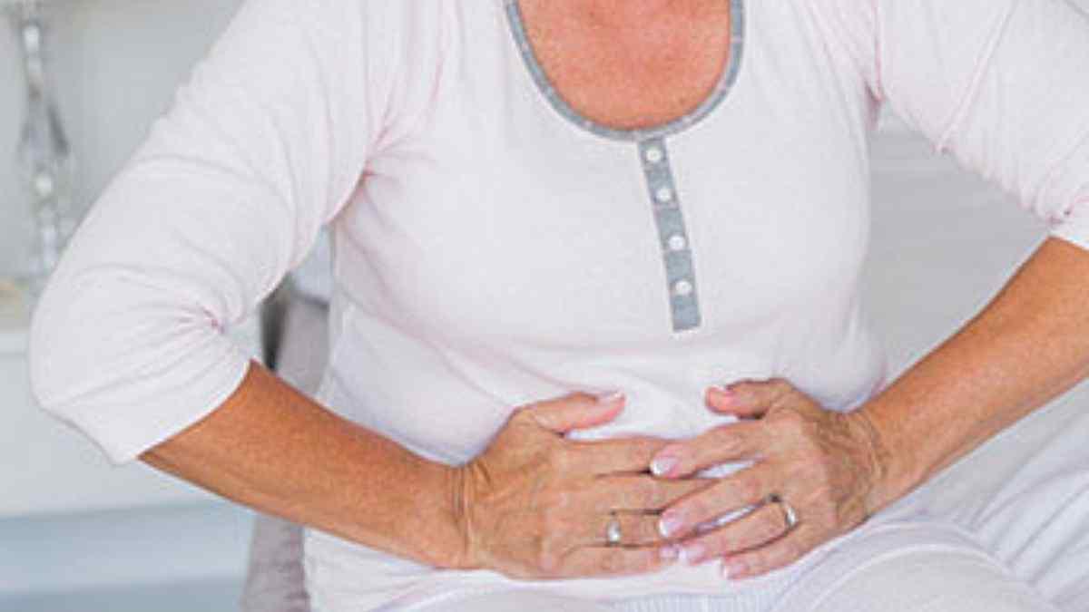 Sintomas de Diverticulite